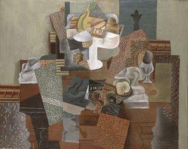 Picasso cubist piece