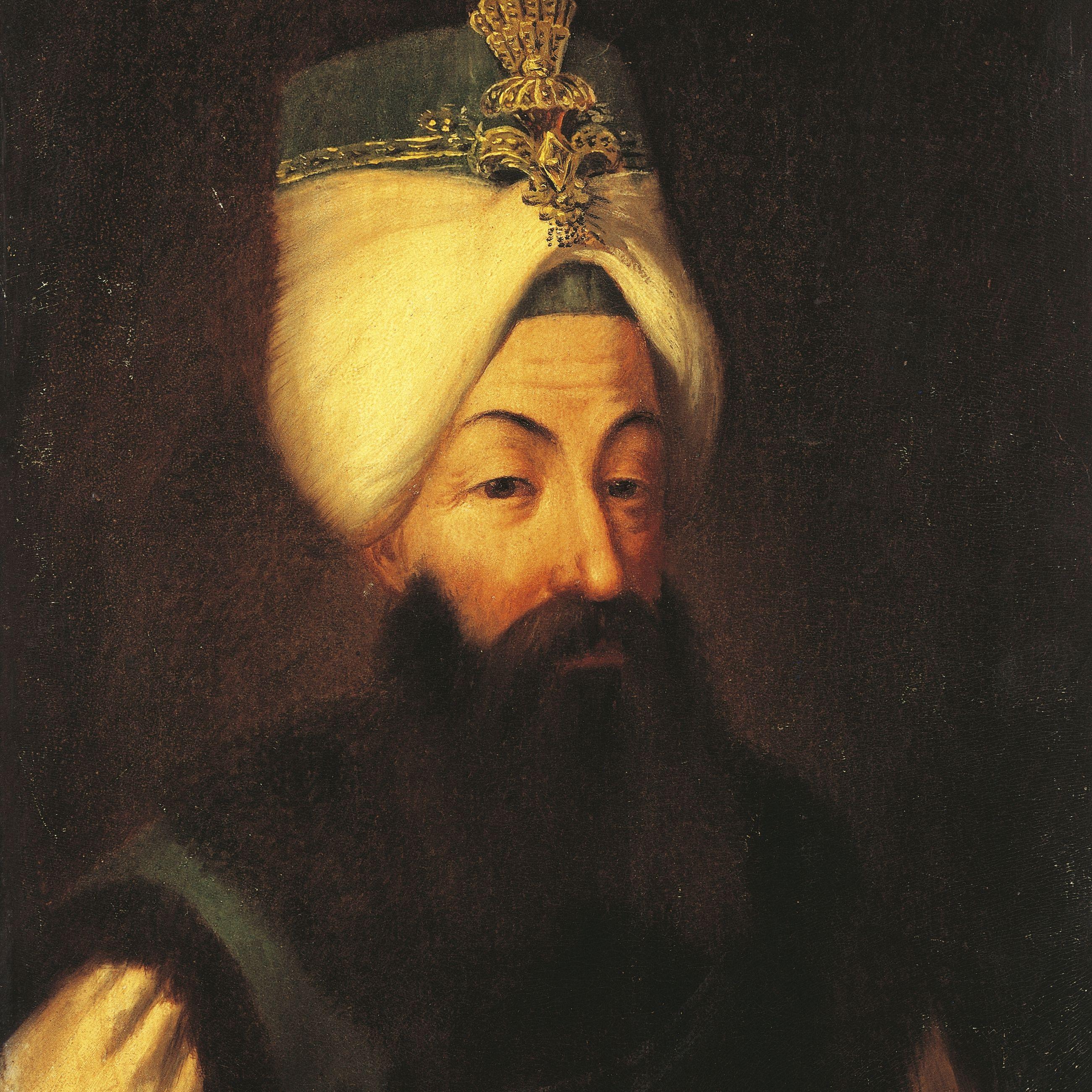 Portrait of Abdul Hamid I, Sultan of the Ottoman Empire