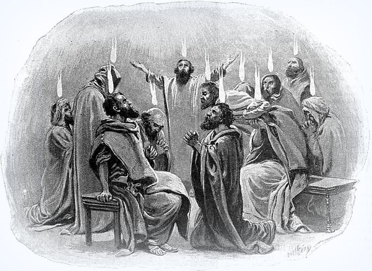 Feast Of Pentecost Shavuot In The Bible