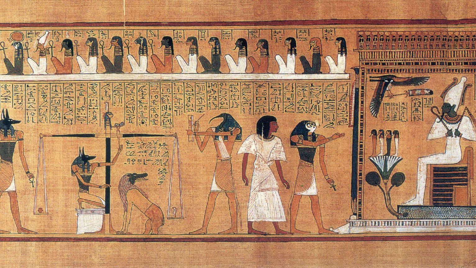 The Monsters And Mythical Creatures Of Egypt
