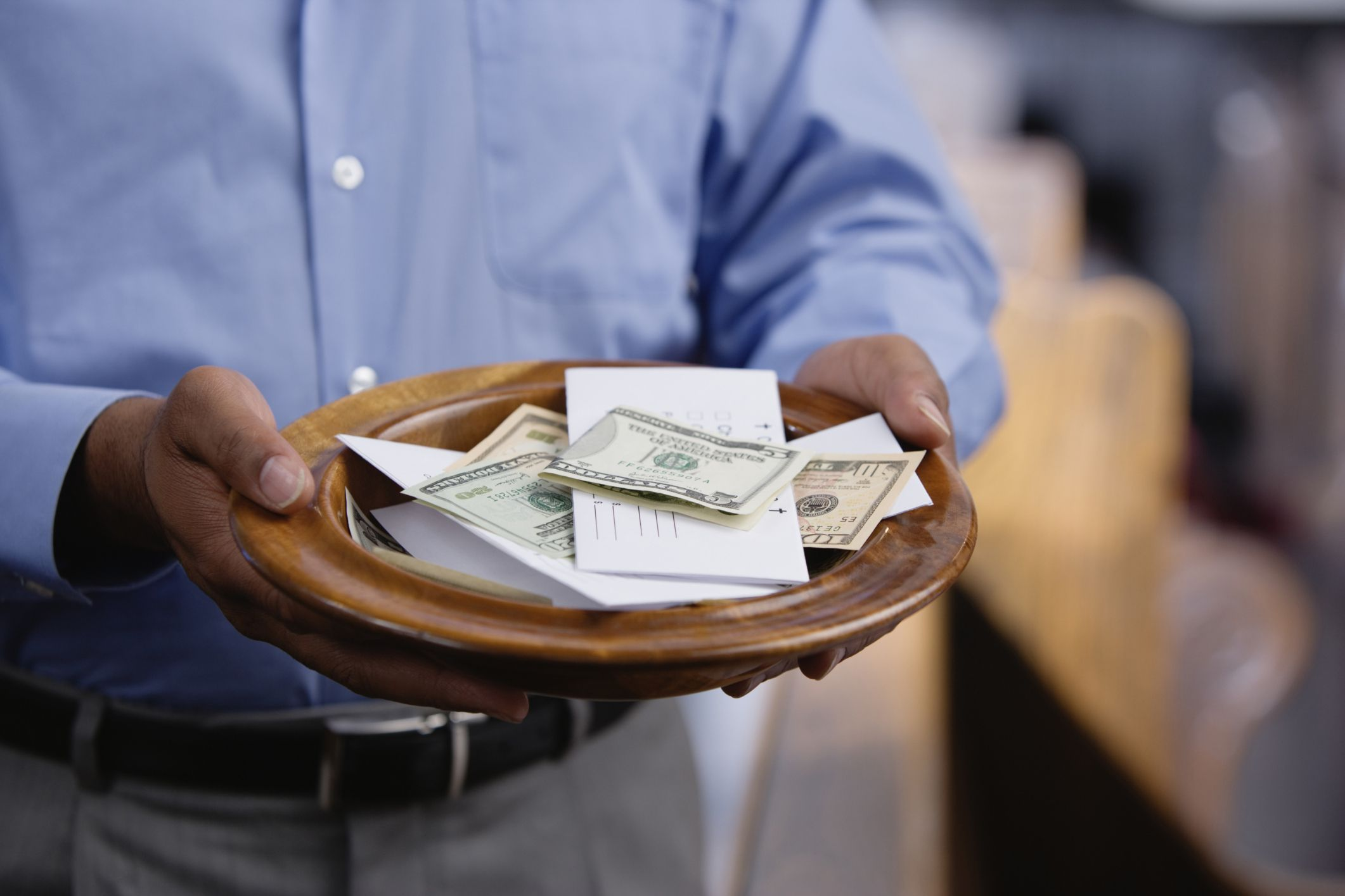 Giving Money To The Church What Does the Bible Sa...