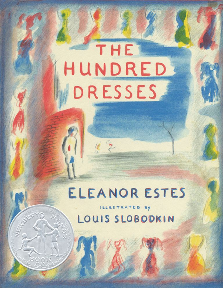 The Hundred Dresses - Cover of Children's Book