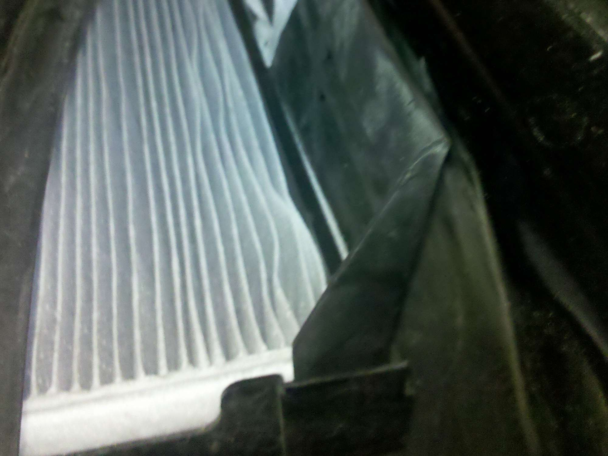 When And How To Replace The Cabin Air Filter In Your Car Tracker Fuel Location Behind Windshield Cowling