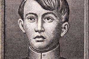 Emilio Jacinto portrait