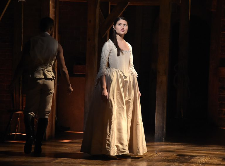 The 58th GRAMMY Awards - 'Hamilton' GRAMMY Performance