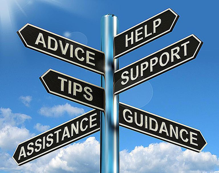 Guidance counselors provide support for students and parents.