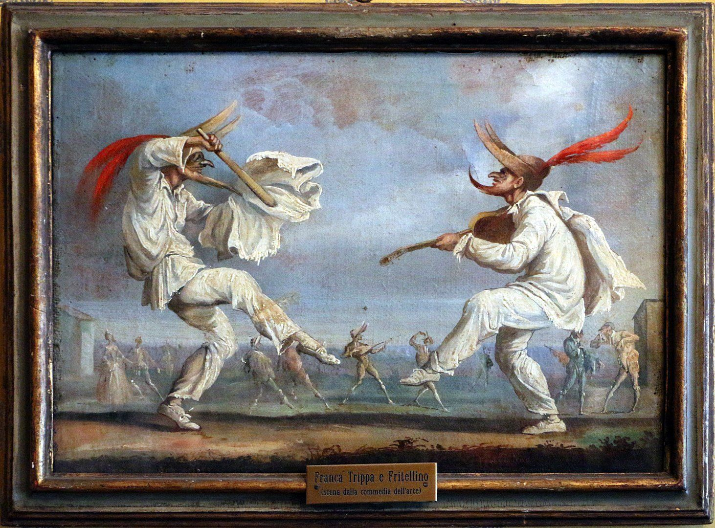 What You Need to Know About Commedia Dell'Arte