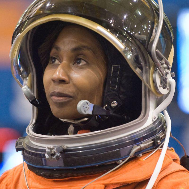 Astronaut Stephanie Wilson.