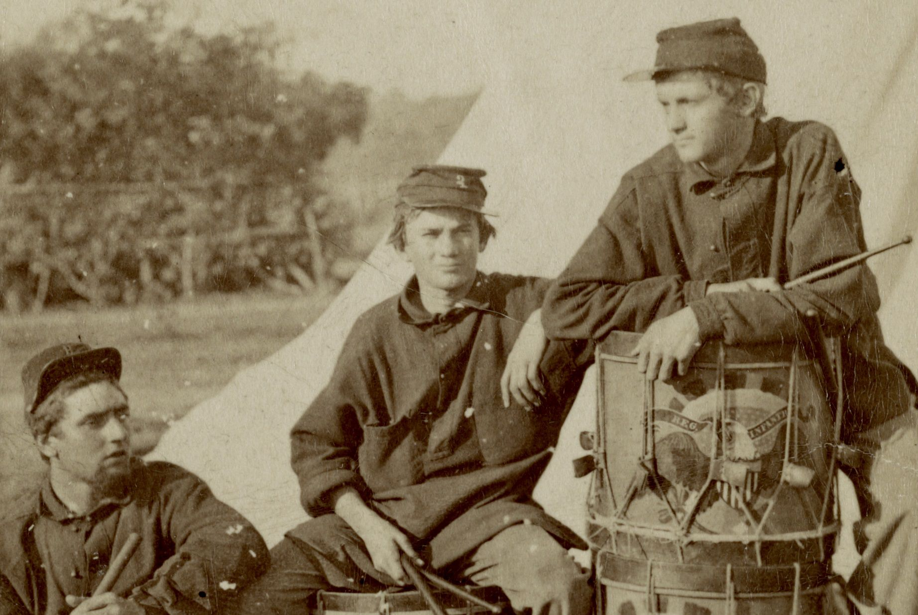 Facts About Civil War Drummers
