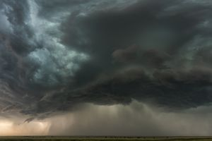 A Colorado supercell