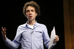 Malcolm Gladwell speaks at Pop!Tech 2008