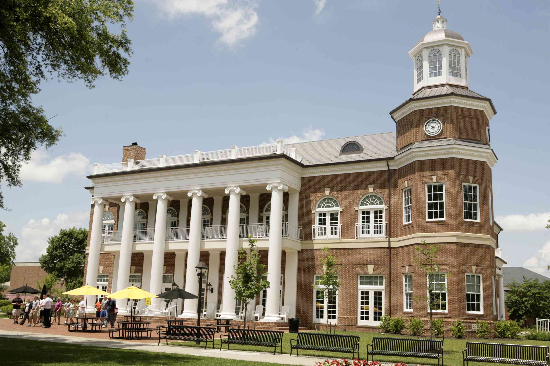 Student Center at Randolph-Macon College