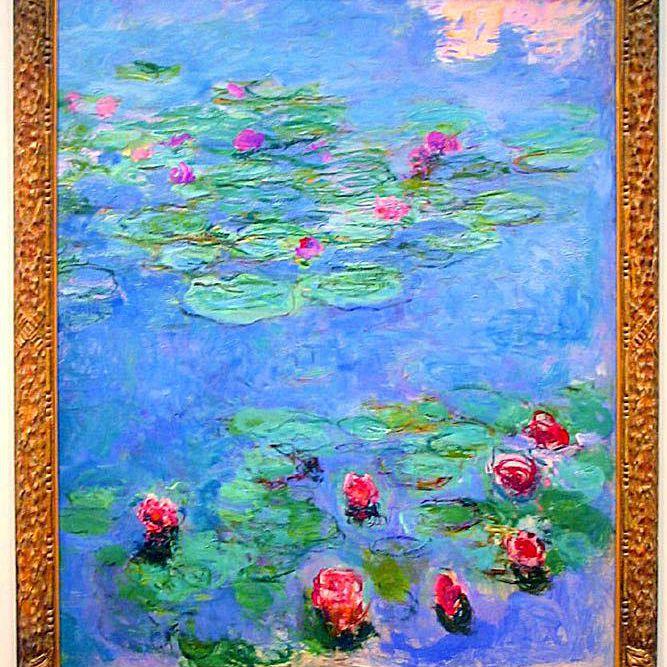 Famous Paintings -- Monet