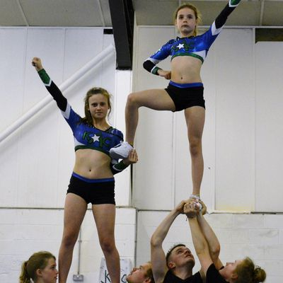 A Full Glossary Of Cheerleading Terms