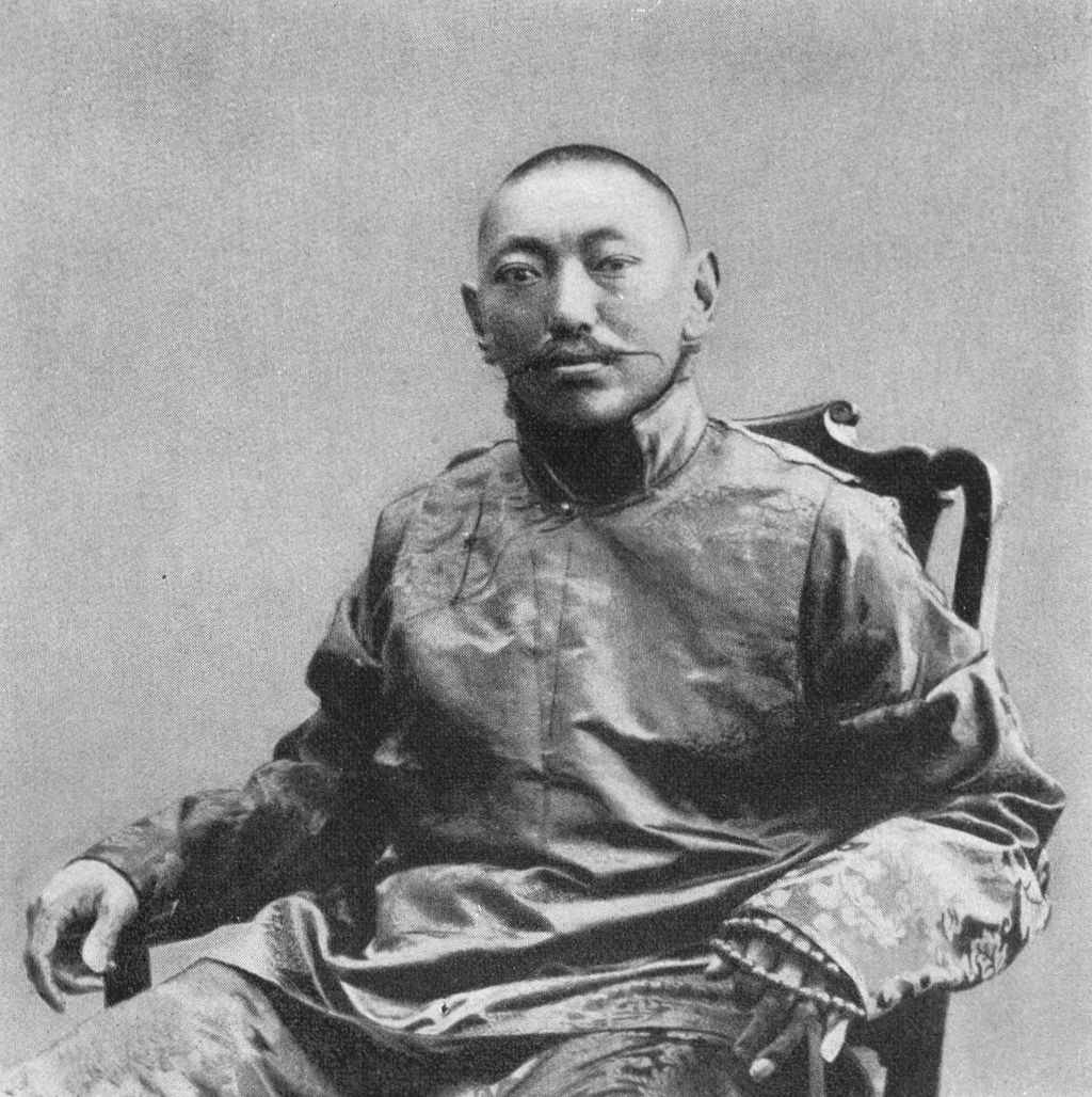 Early Life Of The 13th Dalai Lama From 1876 To 1912