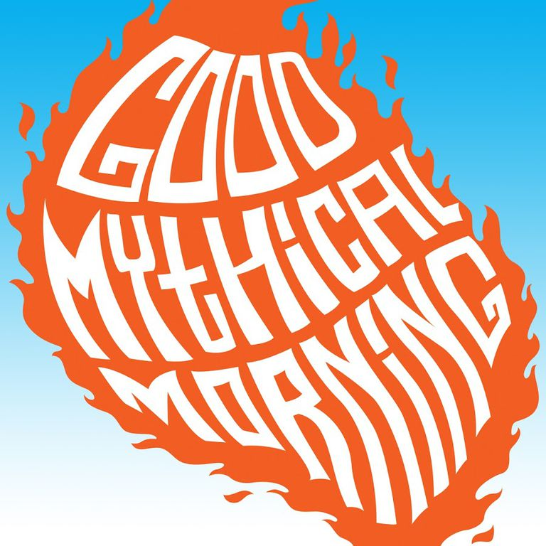 Good Mythical Morning logo