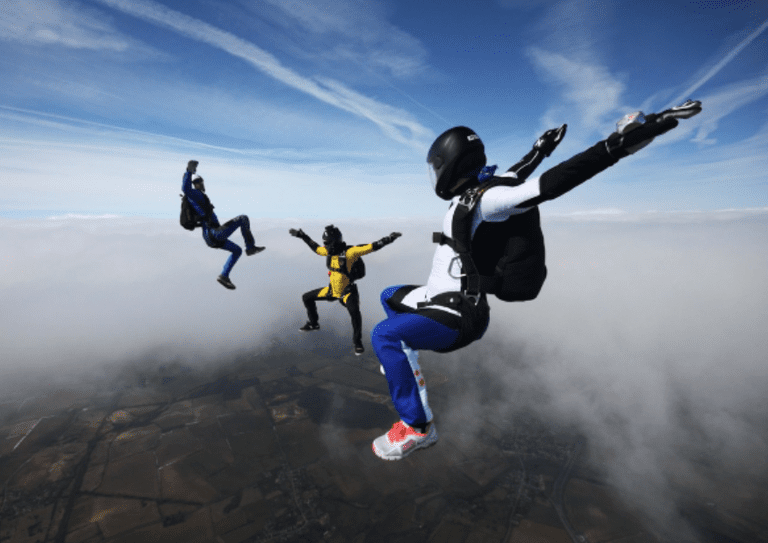 Want to skydive? Meet just a few requirements, and you'll be in the air.