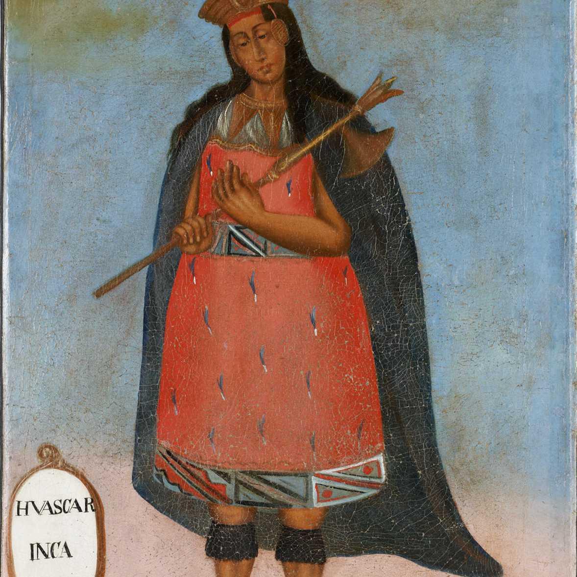 Portrait of Huáscar