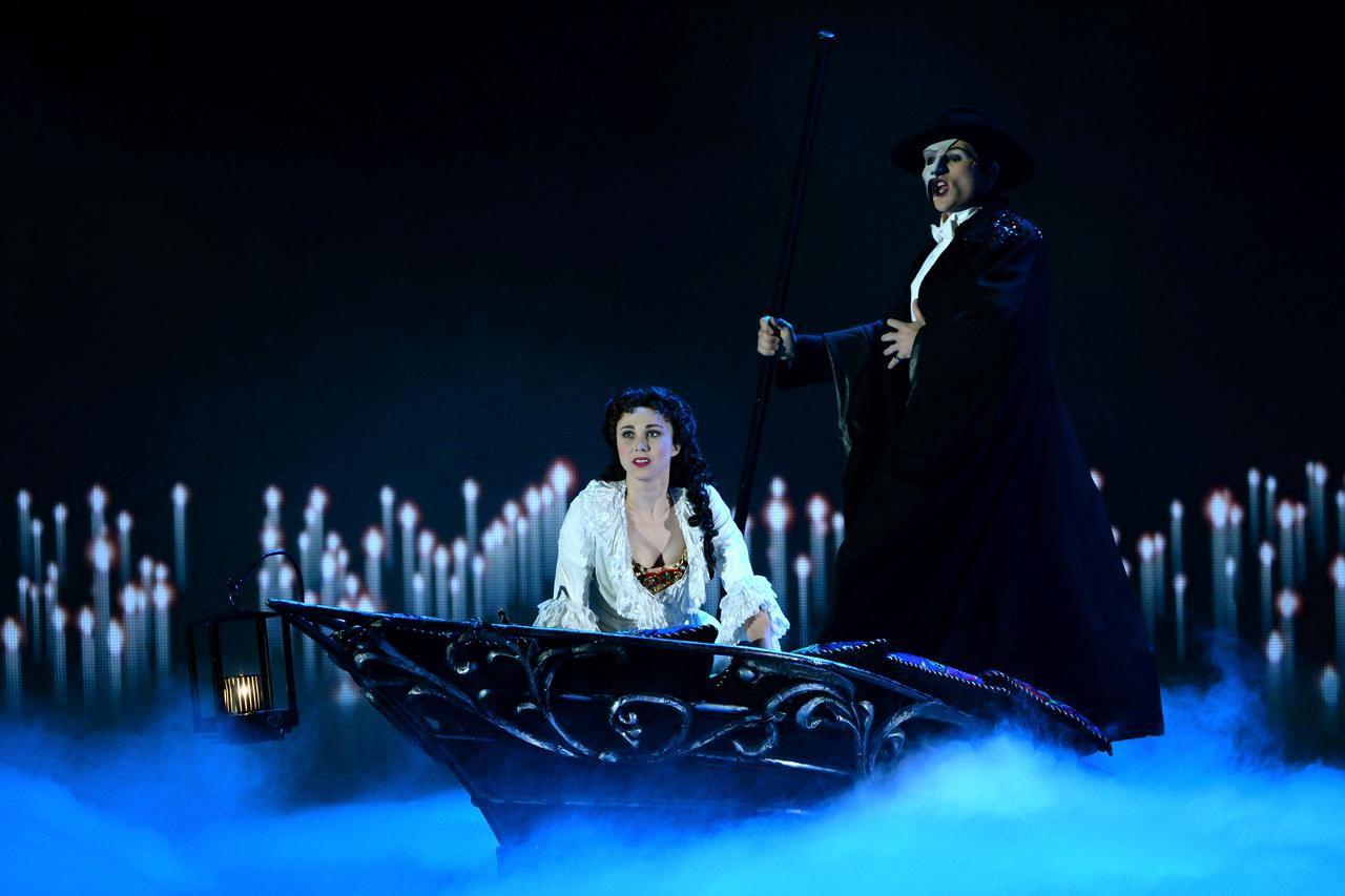 Hình tượng Phantom trong opera