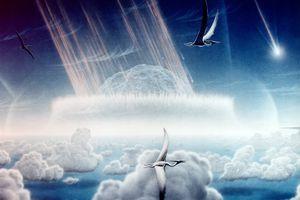 K/T meteor