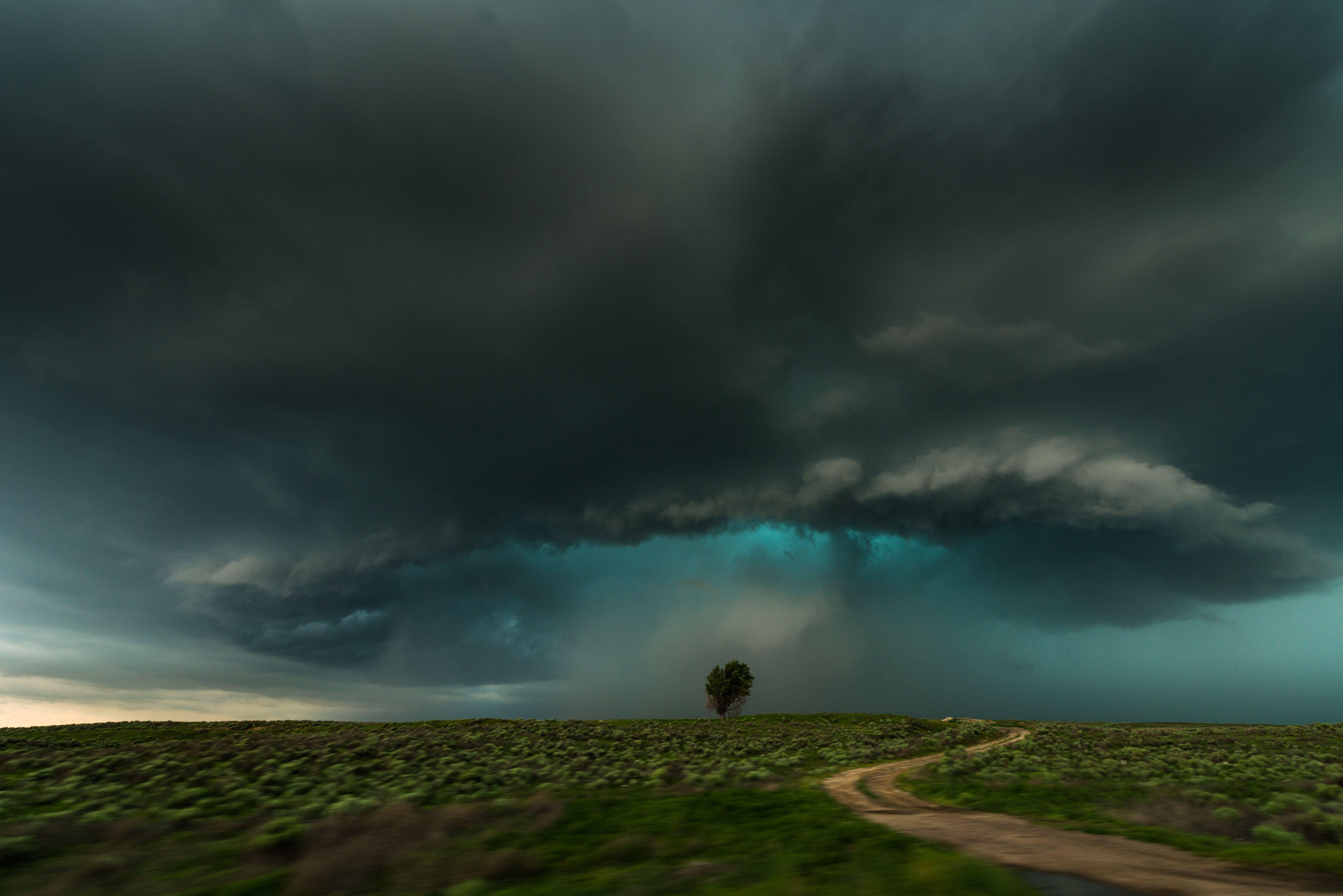 What Does A Tornado Sound Like
