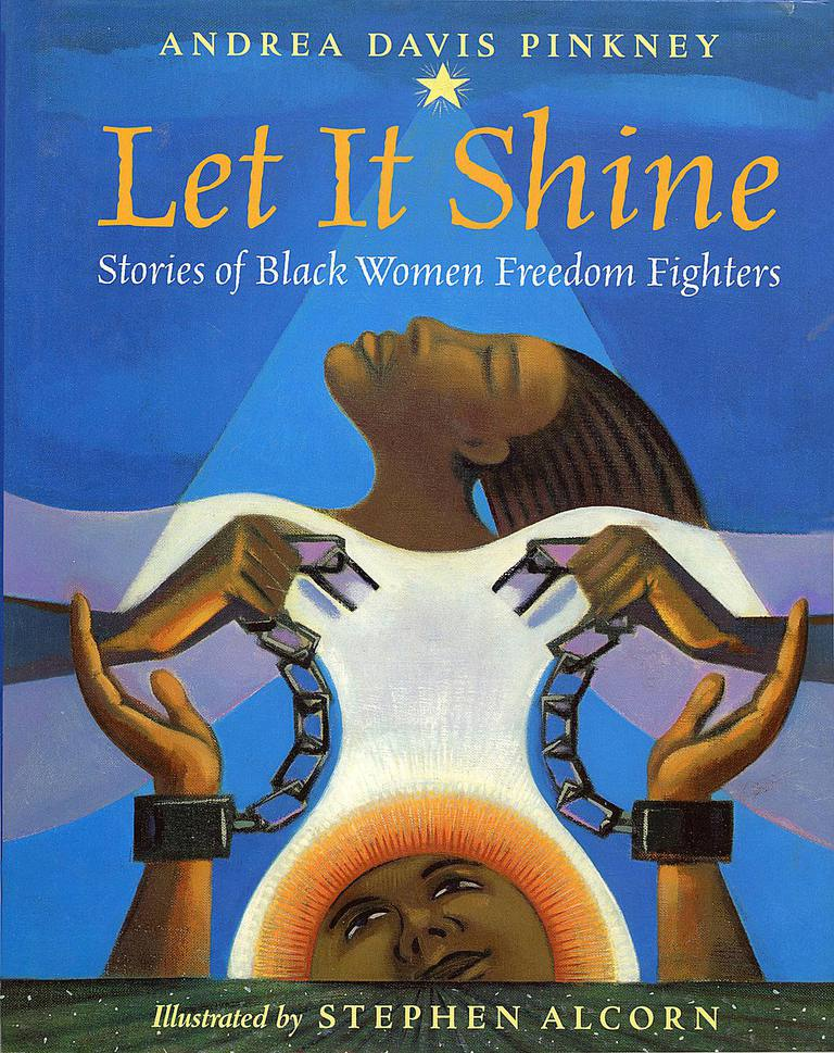 Let It Shine - cover of nonfiction children's book
