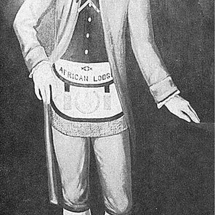 Prince Hall, Founder of the Prince Hall Masonic Lodge