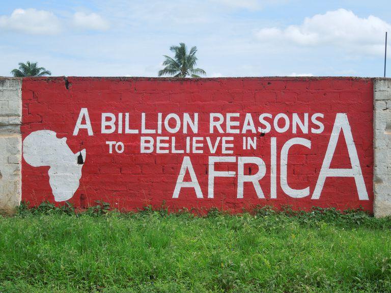 Pan-Africanism Mural