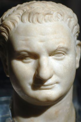 bust of Emperor Titus
