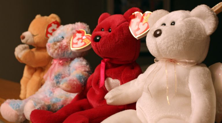 """Beanie Babies"" by Dominique Godbout is licensed under CC BY 2.0 5363f11eb7a"