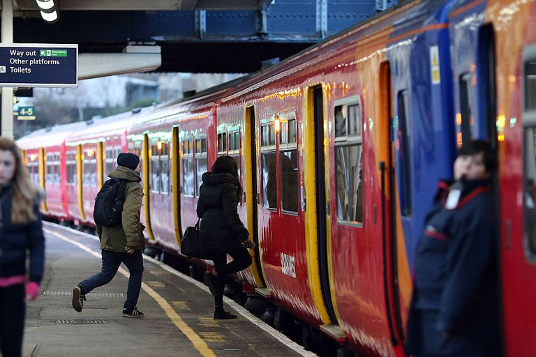 Rail Fare Increase Comes Into Effect
