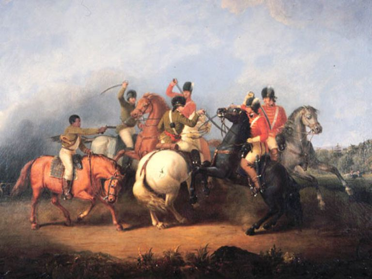 Battle of Cowpens, January 17, 1781