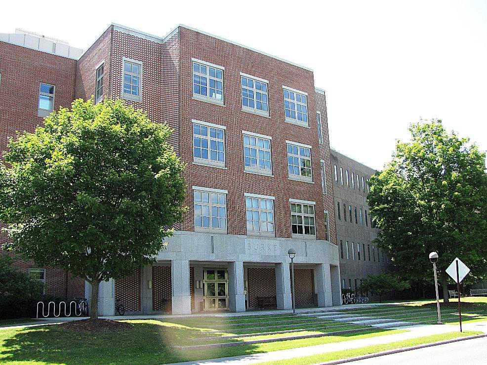 Burke Laboratory at Dartmouth College