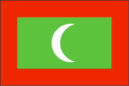 National Flags Featuring The Crescent Moon Symbol