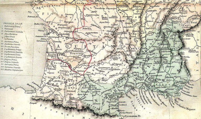 Southern Gaul