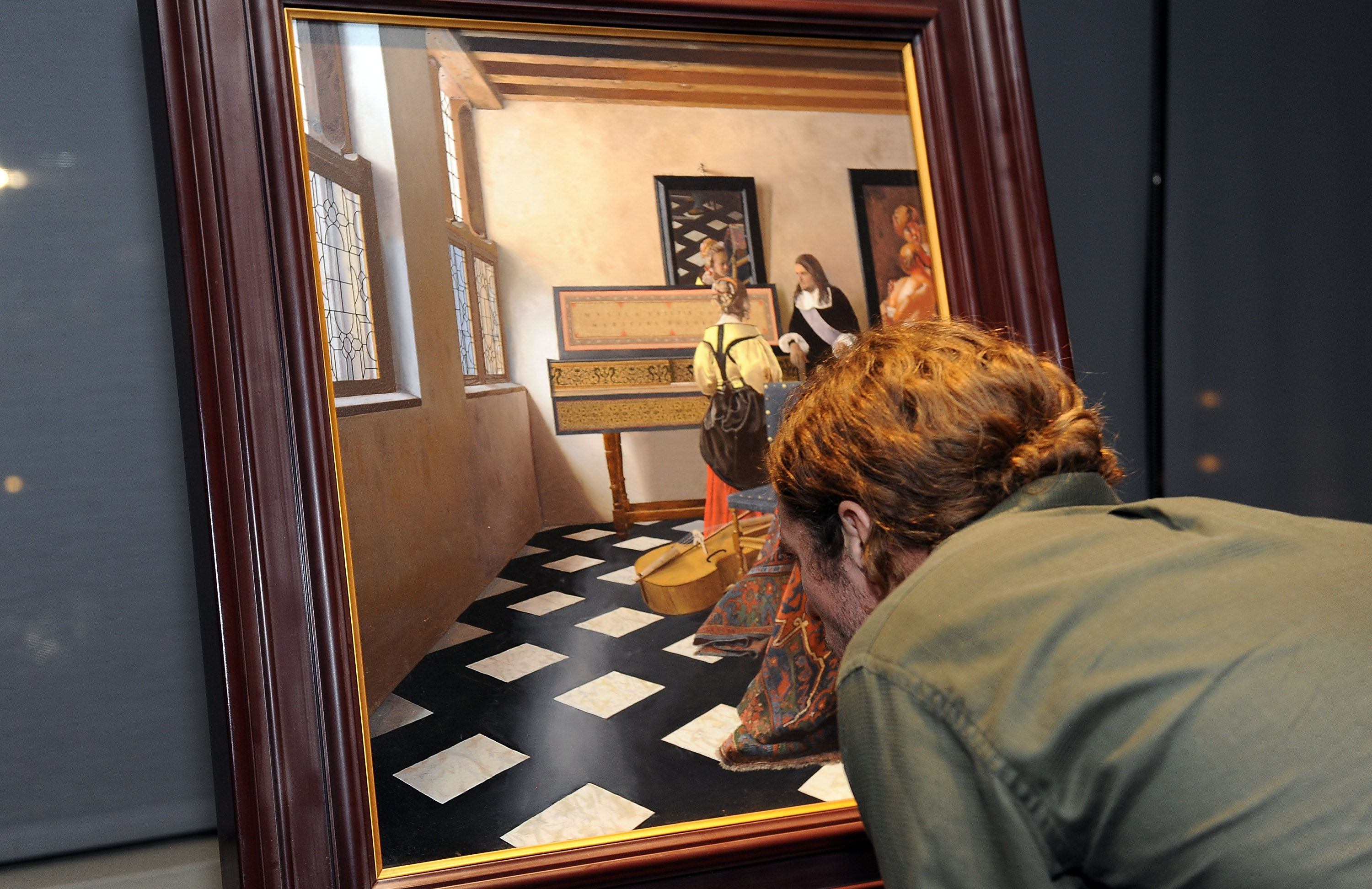 The Camera Obscura And Painting