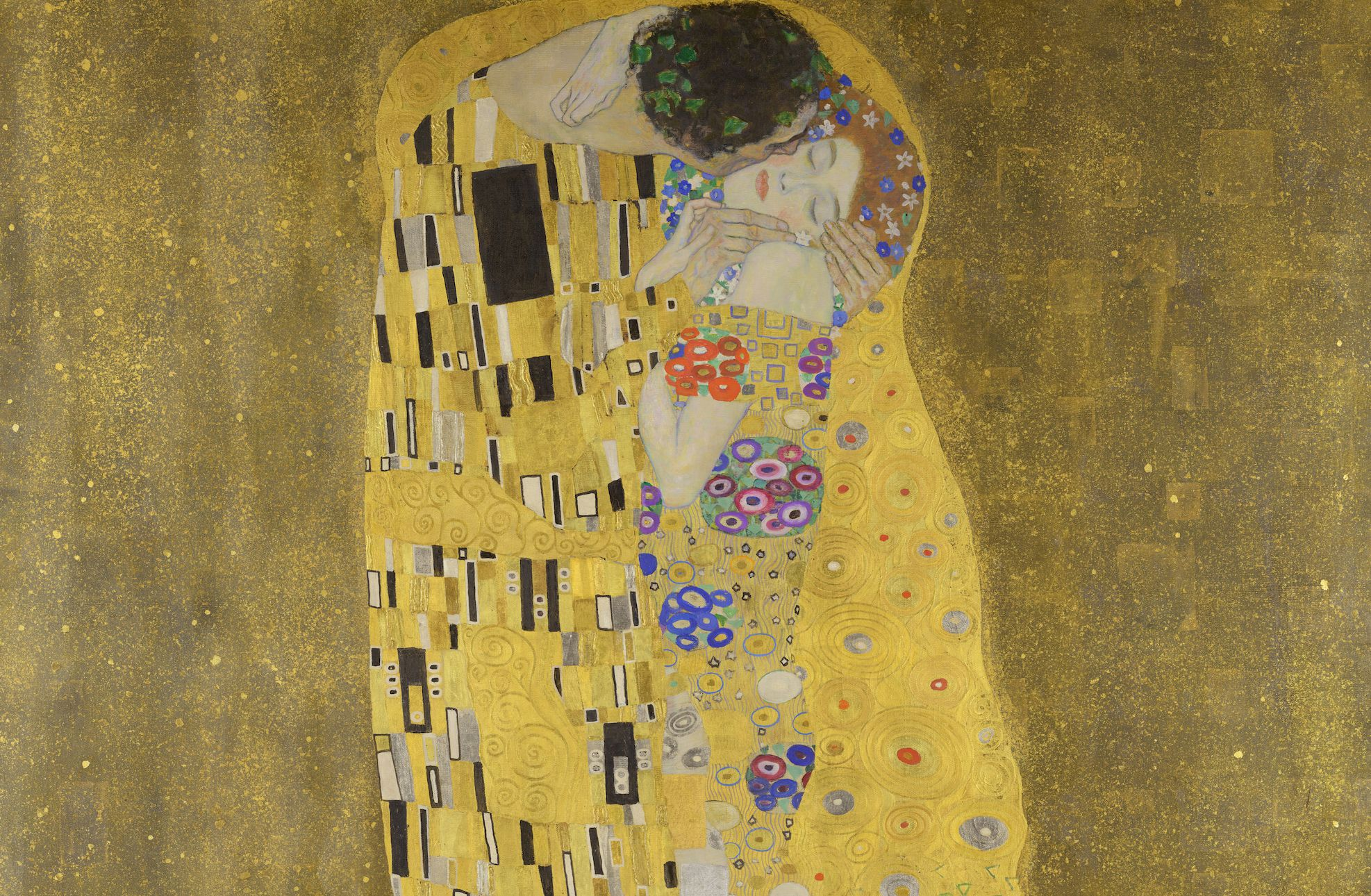 The Life and Work of Gustav Klimt, Austrian Symbolist Painter