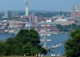New London, Connecticut