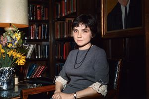 Portrait of Adrienne Rich