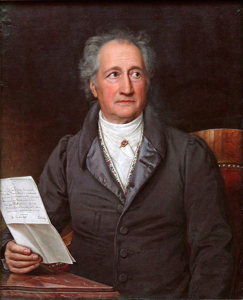 a literary analysis of the sorrows of young werther by goethe The sorrows of young werther is a loosely based autobiographical novel by johann wolfgang von goethe it was first published in 1774 and is one of the most famous - and infamous - works in the history of literature.