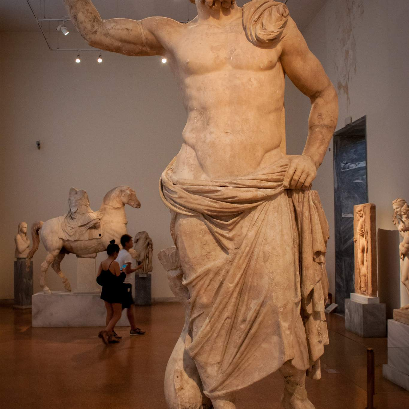 Poseidon of Melos, National Archaeological Museum of Athens