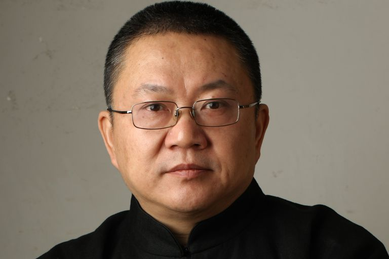 Photograph of 48-year-old Wang Shu, Pritzker Architecture Prize Laureate, 2012