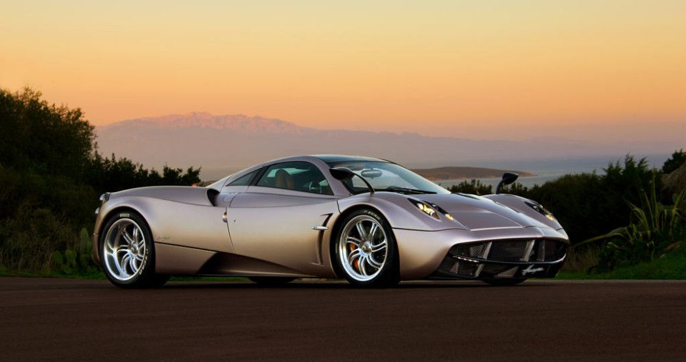 weight-to-power ratio in exotic cars