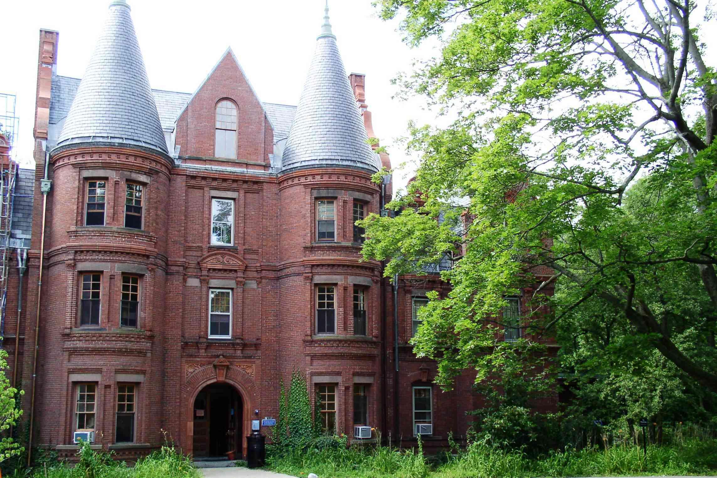 Schneider at Wellesley College