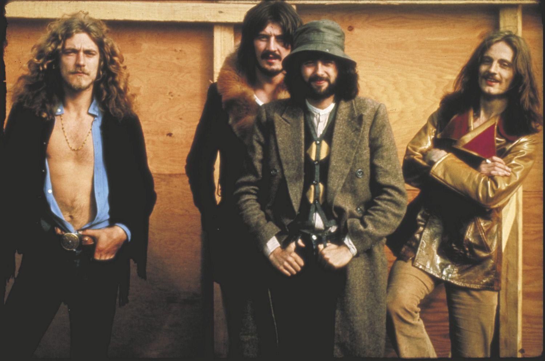 Top 10 Led Zeppelin Songs