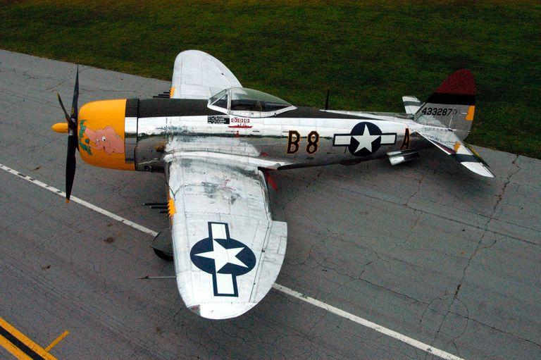 P-47D Thunderbolt