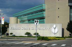 Ferris State University in Big Rapids, Michigan