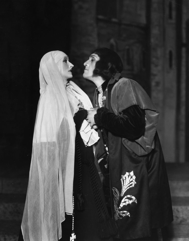 Lady Anne in Richard III