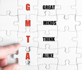 Last puzzle piece with Business Acronym GMTA