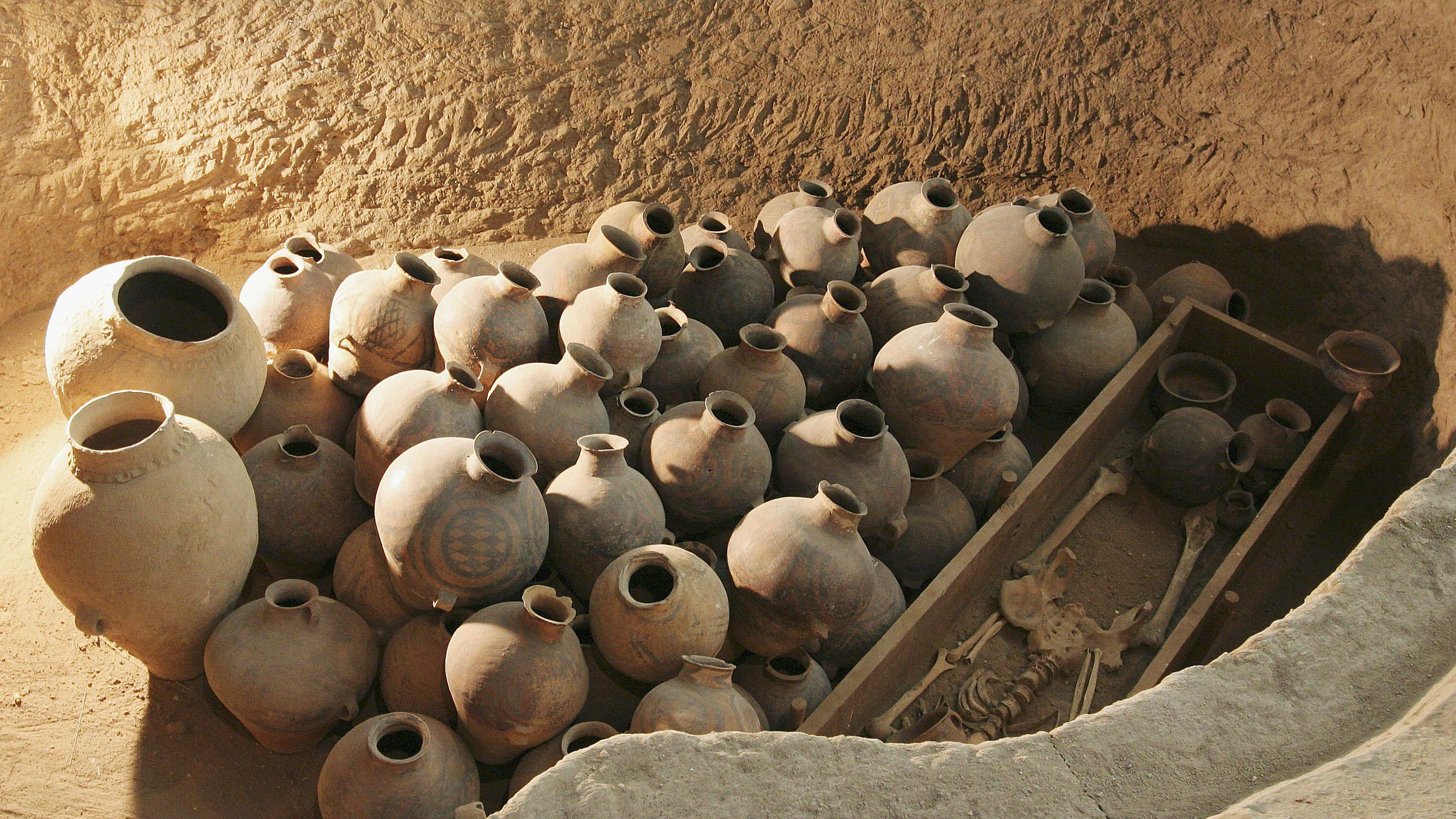 The History and Invention of Pottery